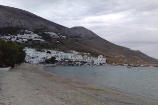 aegiali mike hotel amorgos beach