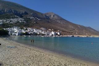 aegiali mike hotel beach aegiali