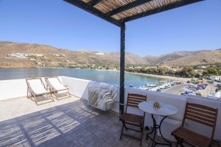 amorgos hotel mike sea view verandas