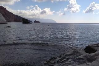 amorgos mike hotel agia anna beach