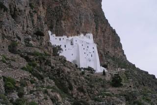 amorgos mike hotel monastery