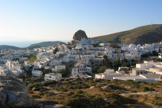 amorgos mike hotel town